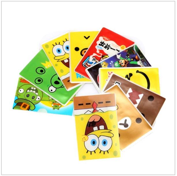 Dětské pouzdro na kreditní kartu, 2 SIM karty a 1 SD kartu