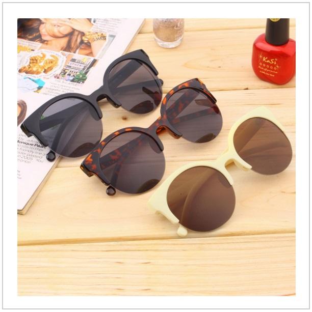 Unisex retro sluneční brýle / dnk-13-00195