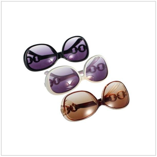 Dámské retro sluneční brýle / dnk-13-00200