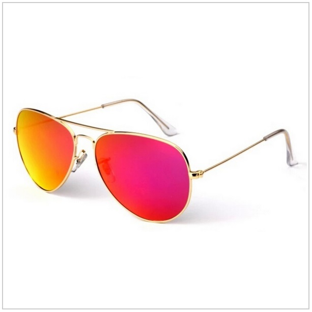 Dámské sluneční brýle - Red / tnk-13-00664