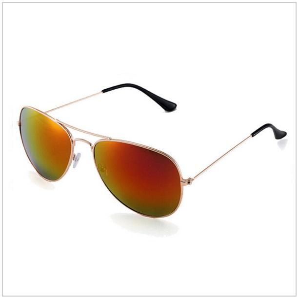 Dámské sluneční brýle - Yellow