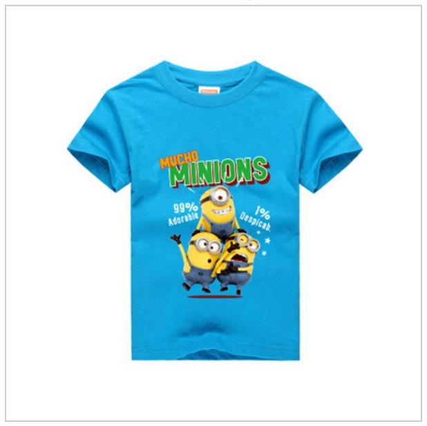 Dětské triko Mimoni / tnk-13-00804