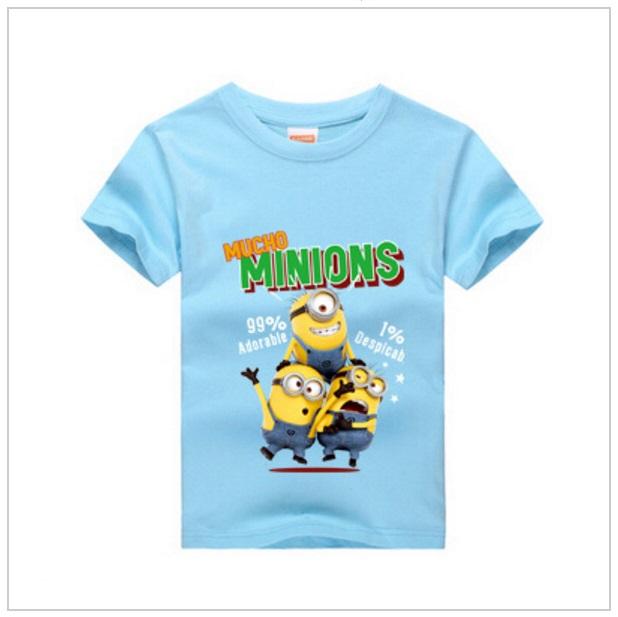 Dětské triko Mimoni / tnk-13-00805