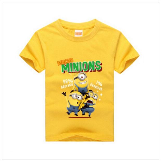 Dětské triko Mimoni / tnk-13-00806