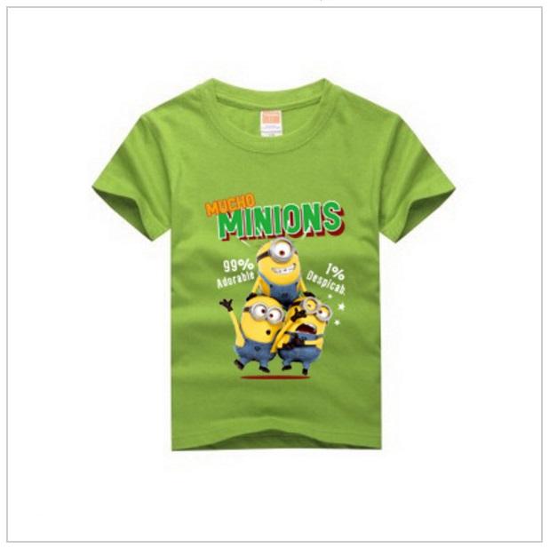 Dětské triko Mimoni / tnk-13-00807