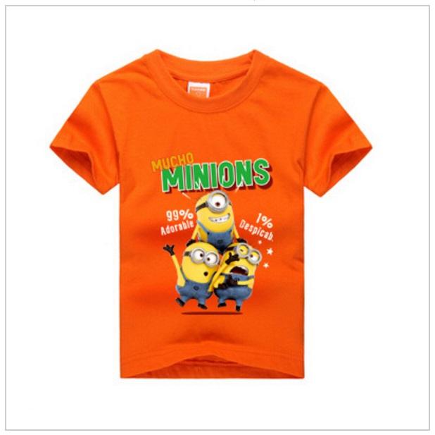 Dětské triko Mimoni / tnk-13-00808