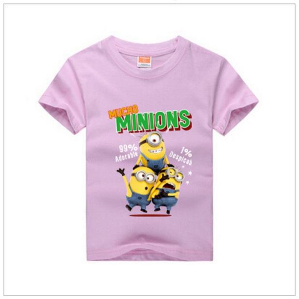 Dětské triko Mimoni / tnk-13-00809