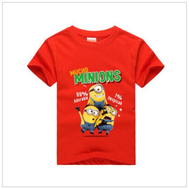 Dětské triko Mimoni / tnk-13-00810