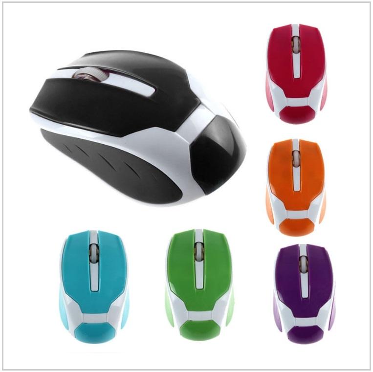 Bezdrátová mini optická myš / tnk-13-00822