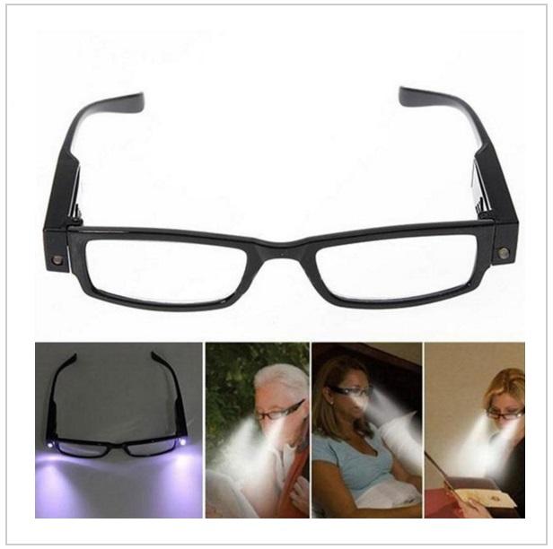 Dioptrické brýle s LED osvětlením / tnk-13-00878