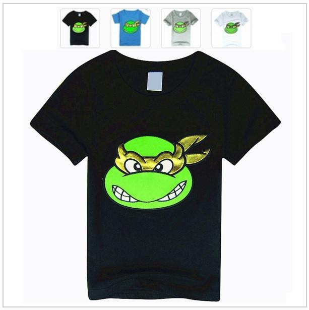 Dětské tričko - Želvy Ninja / dnk-13-00448