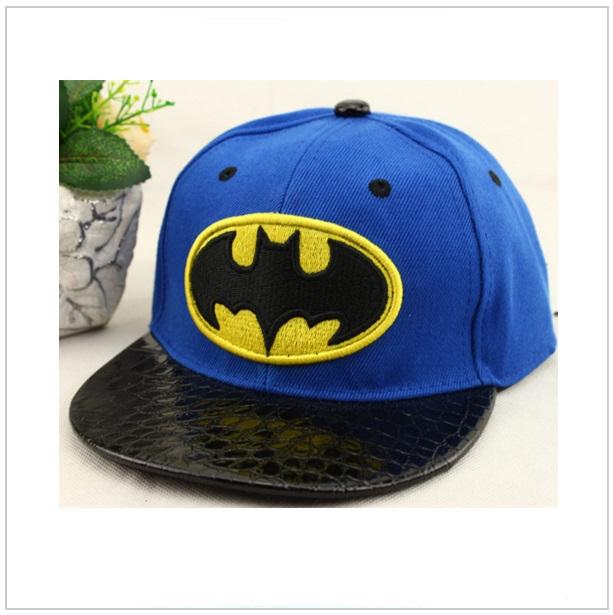 Dětská kšiltovka Batman - modrá   dnk-13-00473 febad48a31