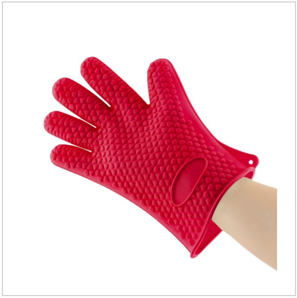 Kuchyňská silikonová rukavice (1 ks) / dnk-13-00664