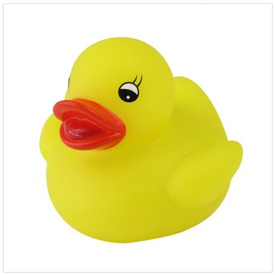 Dětská svítící kachnička do vody (1 ks) / tnk-13-01162