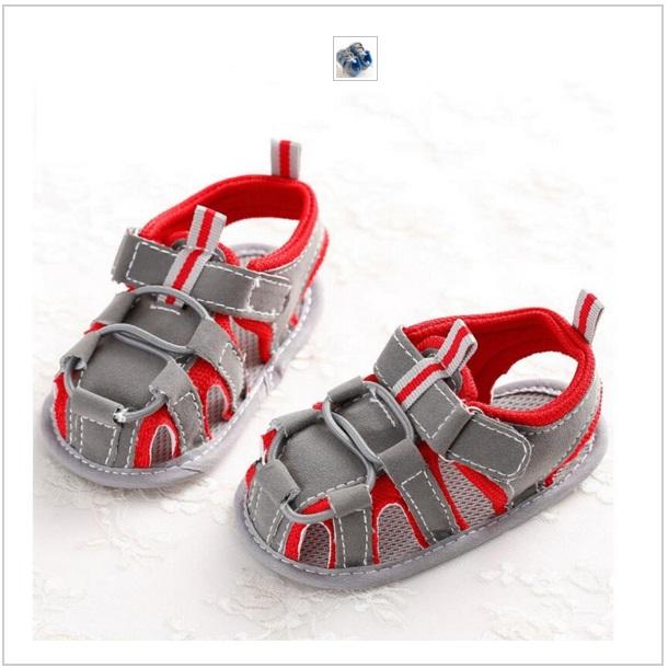 Dětské červené sandálky / dnk-13-00679