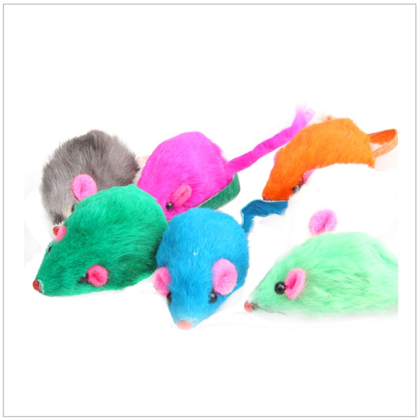 Myš - hračka pro kočky / tnk-13-01323