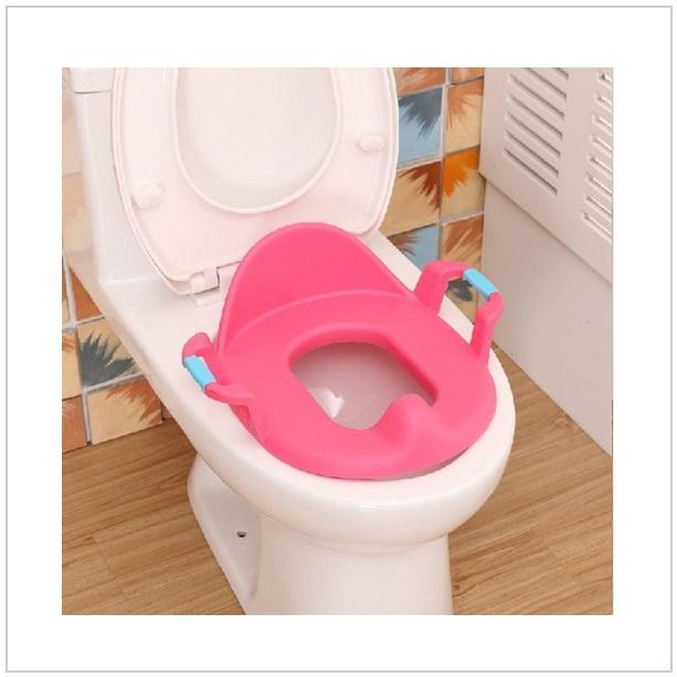 Dětské nastavitelné WC sedátko / tnk-13-01514