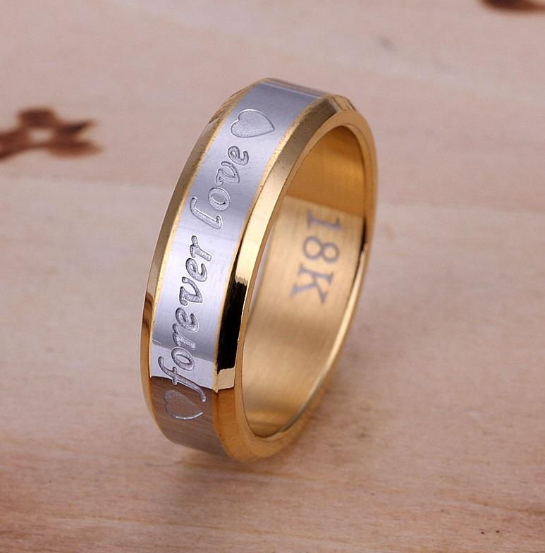 Unisex prsten - Forever Love / 10-00006a