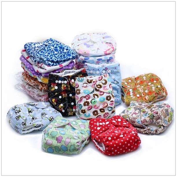 Plenkové kalhotky s vložkou / tnk-13-01688