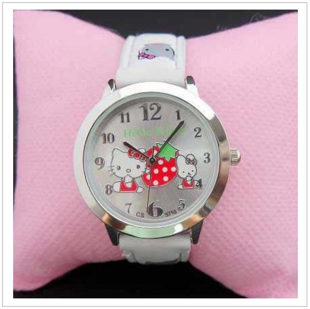 Dětské hodinky - Hello Kitty / tnk-13-01734c