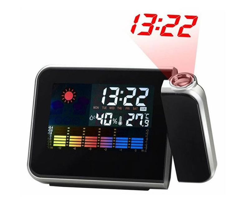 Projekční digitální budík / 2-00010a