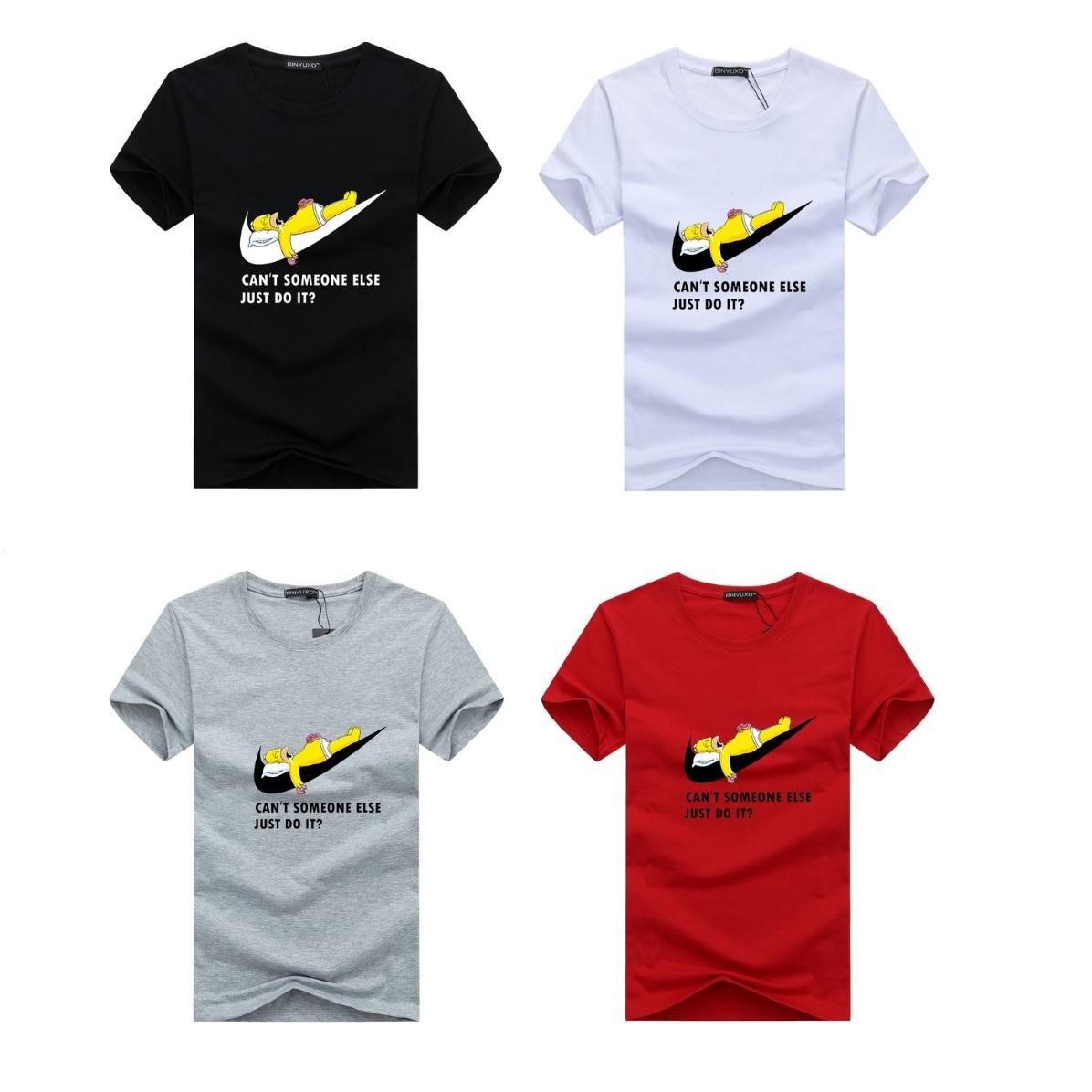 Pánské tričko - Homer Simpson / tnk-13-01364