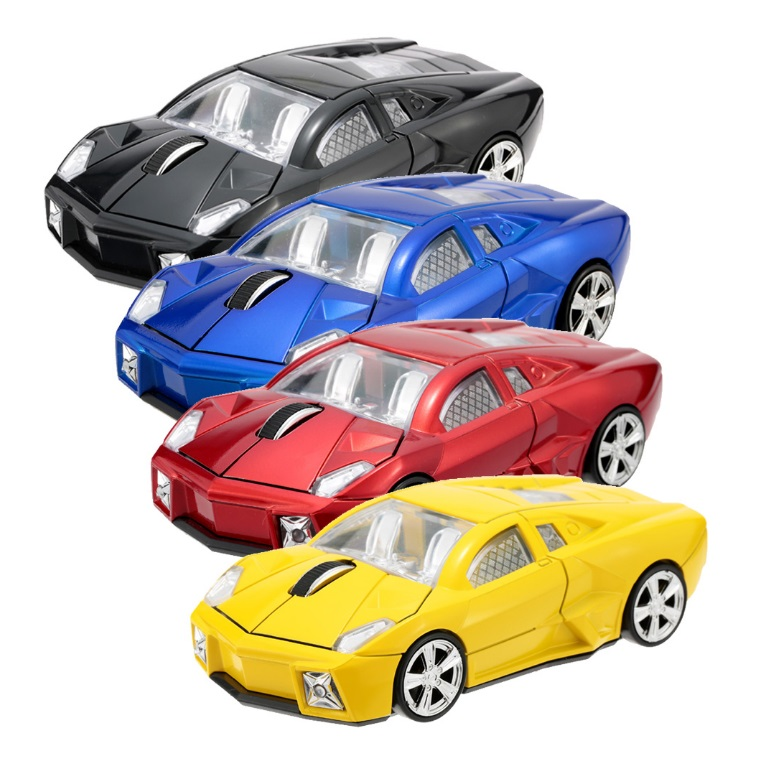 Bezdrátová myš - Auto / tnk-13-01851