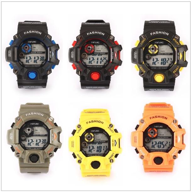 Pánské digitální hodinky / tnk-13-01900