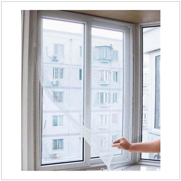Okenní síť proti hmyzu / tnk-13-01998