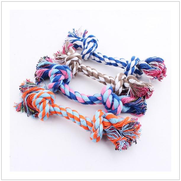 Bavlněná kost pro psy / tnk-13-02012