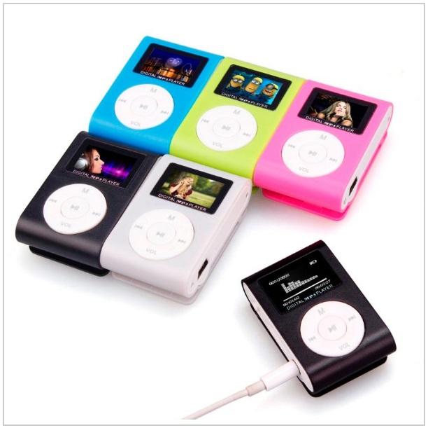 MP3 přehrávač / tnk-13-02034
