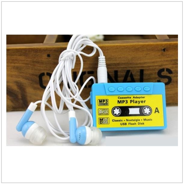 MP3 přehrávač - kazeta / tnk-13-02035