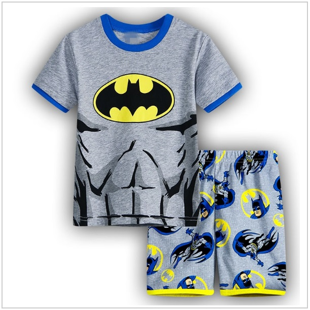 Dětské tričko a kraťasy - Batman / dnk-13-01012