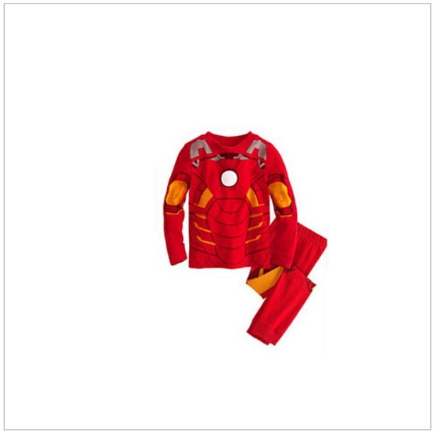 Dětské pyžamo - Ironman / tnk-13-02099