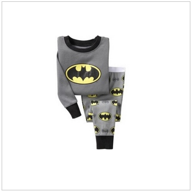 Dětské pyžamo - Batman / tnk-13-02102