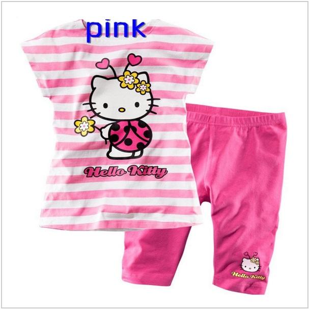 Dětská souprava - Hello Kitty / tnk-13-02114