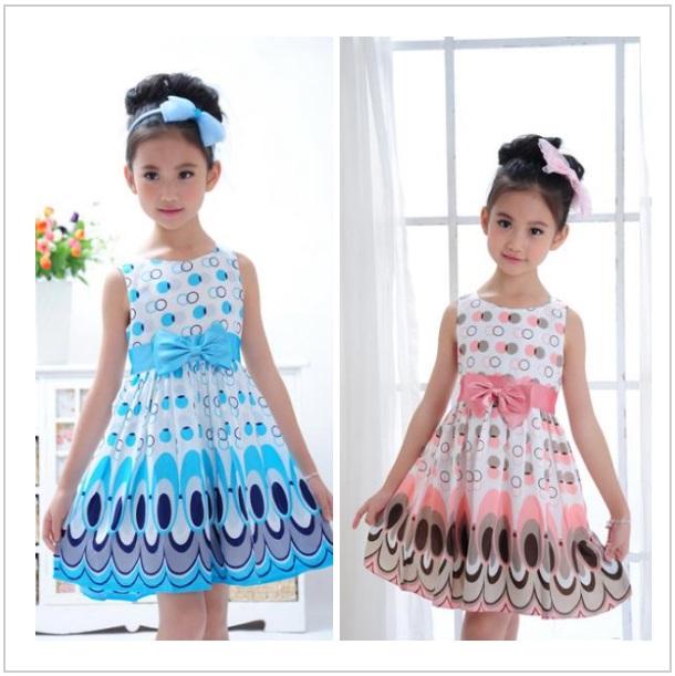 Dětské šaty / dnk-13-01093