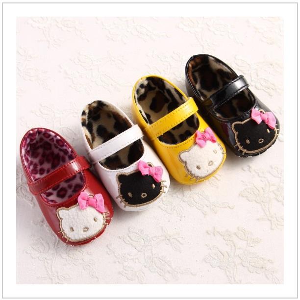Dětské boty - Hello Kitty / dnk-13-01115
