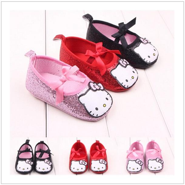 Dětské boty - Hello Kitty / dnk-13-01116