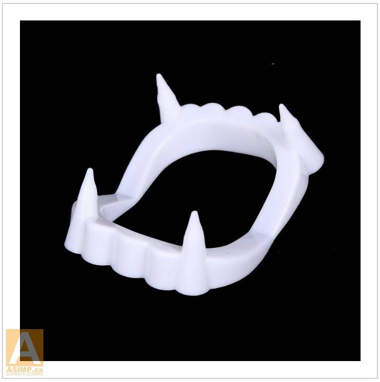 Hračka - Upíří zuby / dnk-13-01207