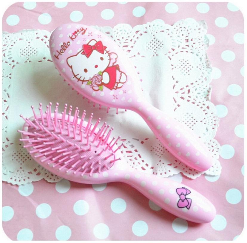 Dětský kartáč - Hello Kitty / dnk-13-01217