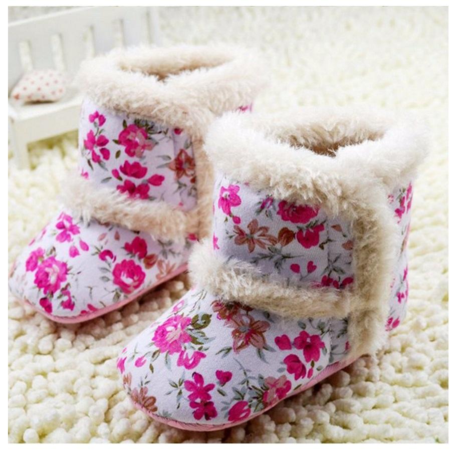 Dětské zimní boty / dnk-13-01218