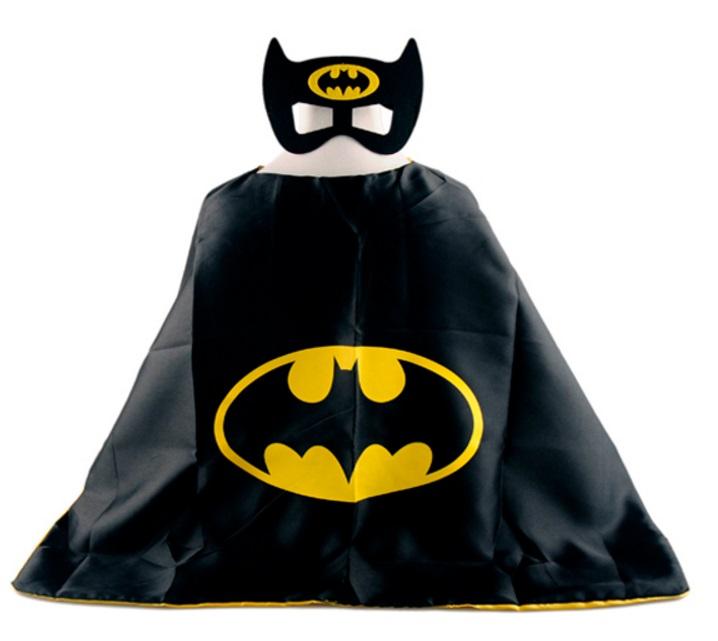 Dětský plášť s maskou - Batman / dnk-13-01232