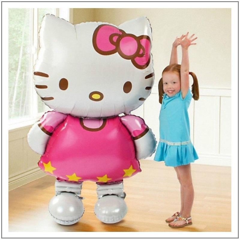 Nafukovací Hello Kitty (80 x 48 cm) / 16-00002