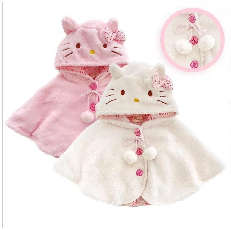 Dětský kabátek - Hello Kitty / dnk-13-01247