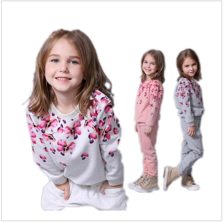 Dětská tepláková souprava / dnk-13-01251