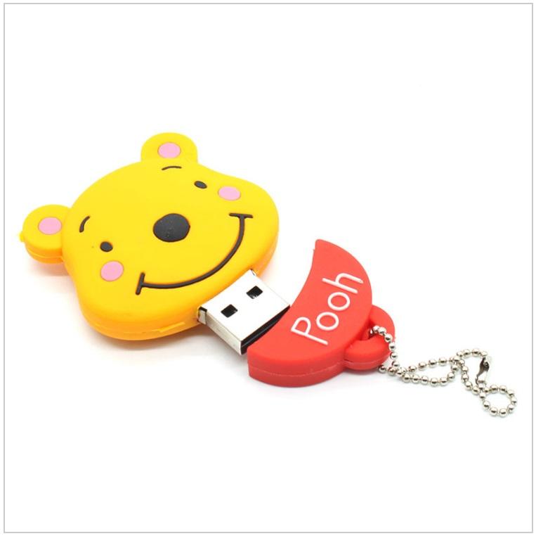 USB paměť - Medvídek Pú (8 GB) / tnk-13-02293a