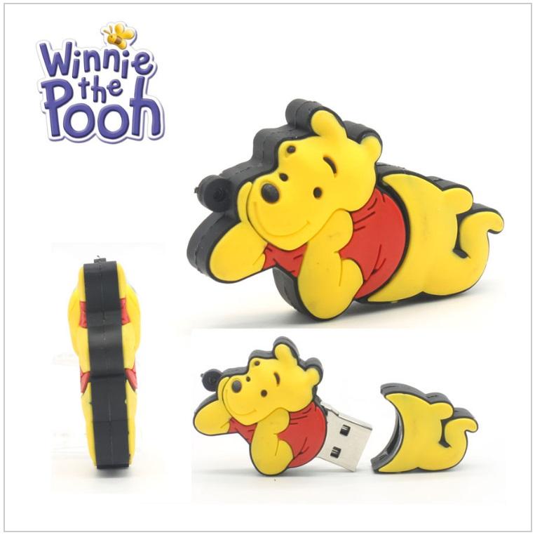 USB paměť - Medvídek Pú (8 GB) / tnk-13-02293b