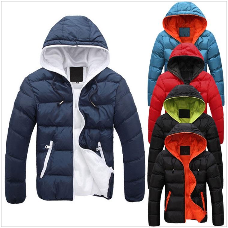 Pánská zimní bunda / dnk-13-01356