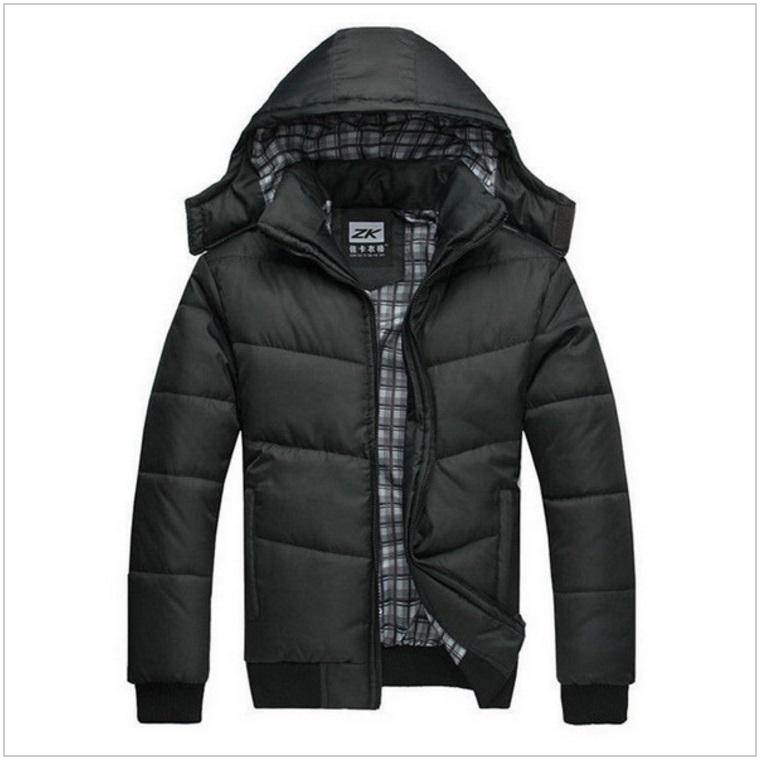 Pánská zimní bunda / dnk-13-01357